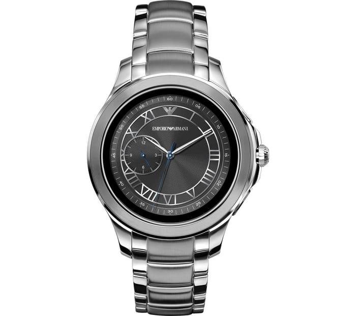 EMPORIO ARMANI ART5010 Smartwatch - Silver