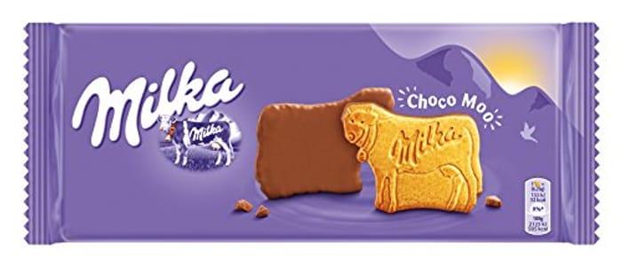 Milka Choco Moo Chocolate Biscuits 200g