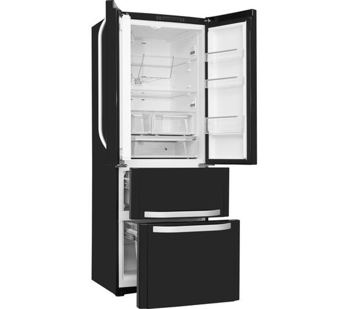 *SAVE £50* HOTPOINT Fridge Freezer - Black