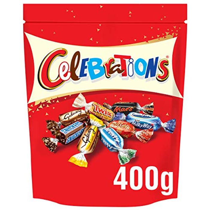 Celebrations Chocolate Sharing Pouch,
