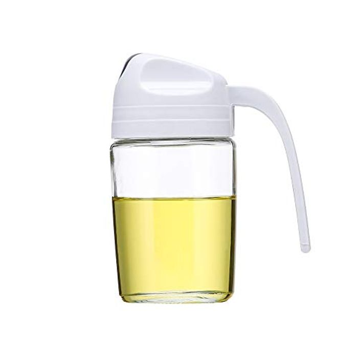 Price Drop! Baomasir Oil Dispenser Glass Bottle Leak Proof