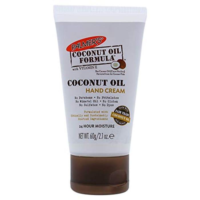 Palmer's Coconut Oil Formula Hand Cream 60g.