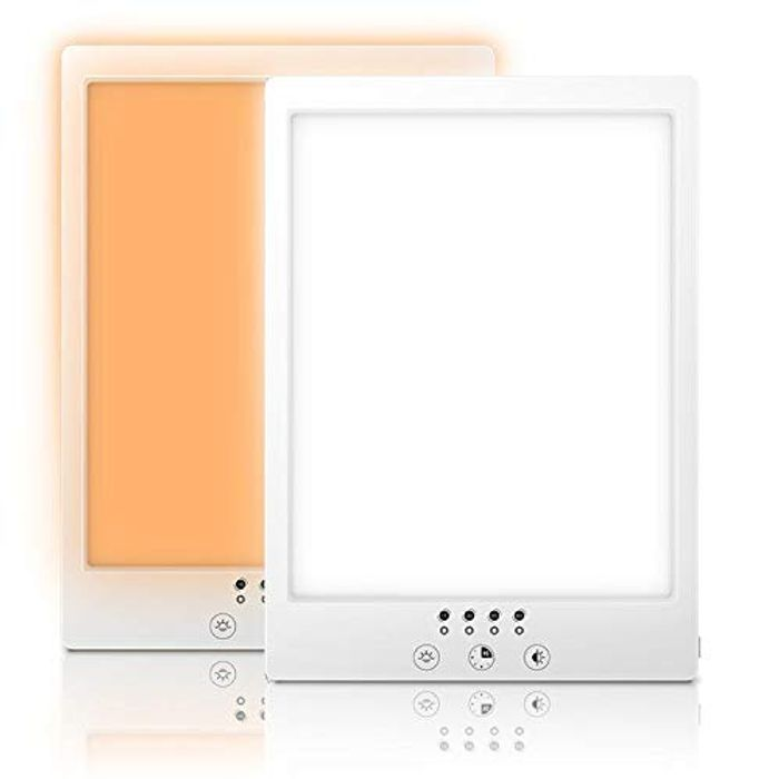 Cheap Katomi Sad Light Therapy Lamp reduced by £10!