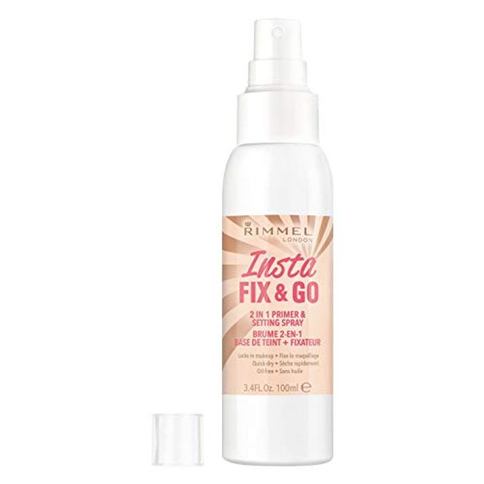CANT BELIEVE IT!! Rimmel London Insta Fix & Go Setting Spray, 100ml
