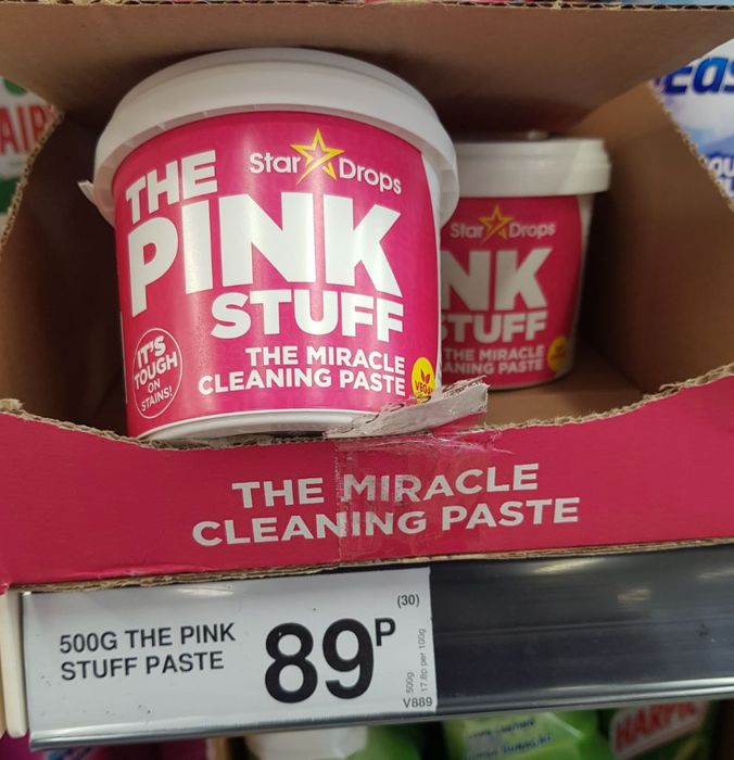 The Pink Stuff Paste
