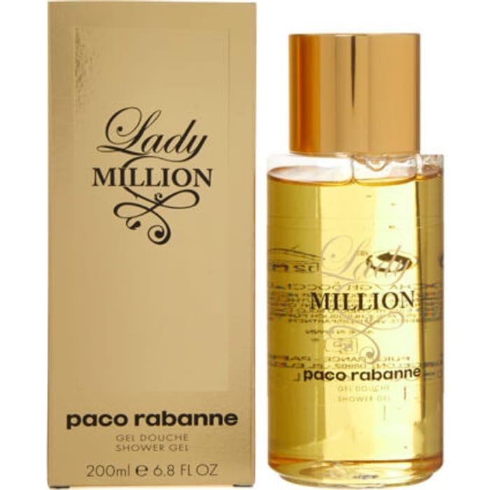 PACO RABANNE Lady Million Shower Gel 200ml