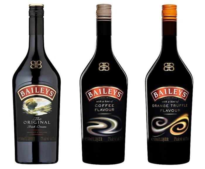 Baileys Original/Orange/Coffee 1Litre - Clubcard Price