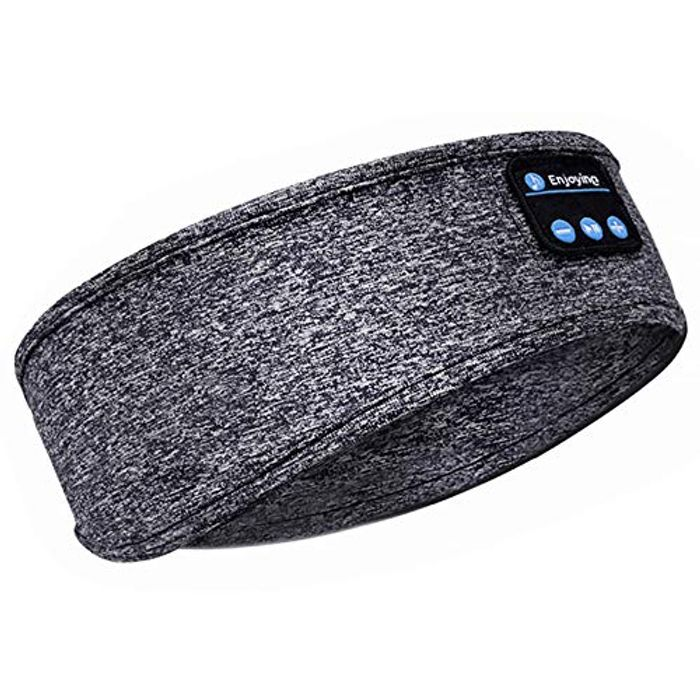 Long Time Play Sleeping Headsets with Built -in Speakers
