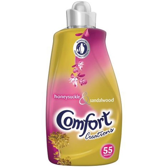 Comfort Creations Fabric Conditioner 55 Washes - Honeysuckle