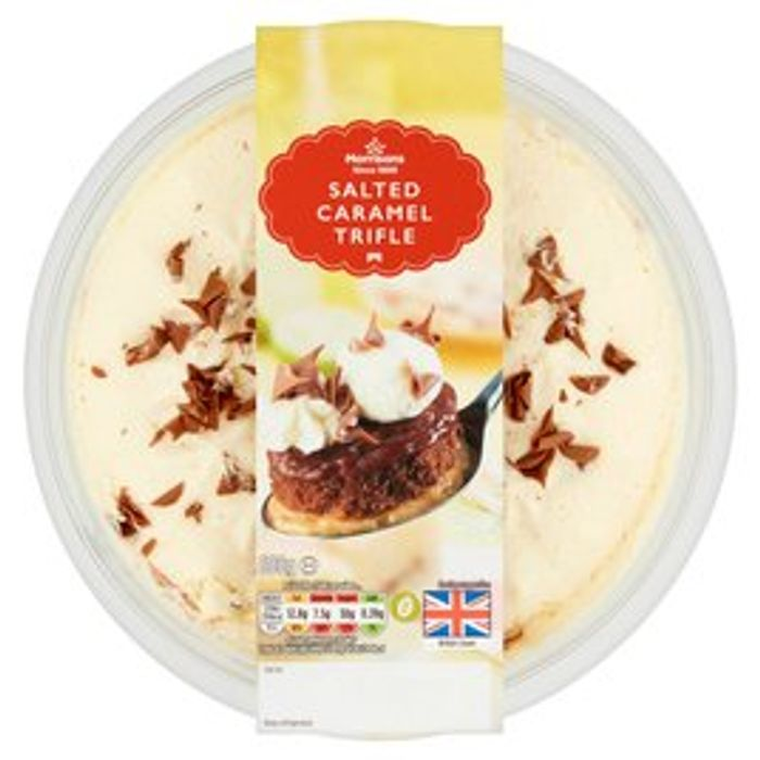 Morrisons Salted Caramel Trifle Only £1.50