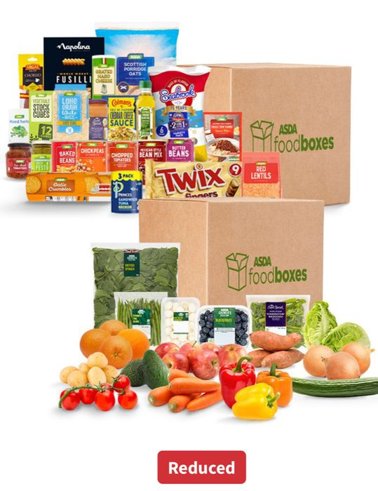 The Complete Food Box Bundle ONLINE Only