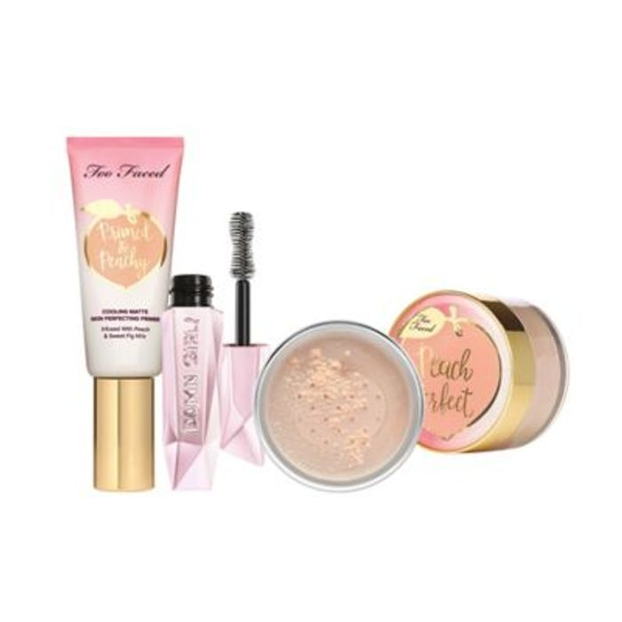 On Offer , Too Faced Damn Girl, Nice Peaches Set Worth £60 , price Now £32
