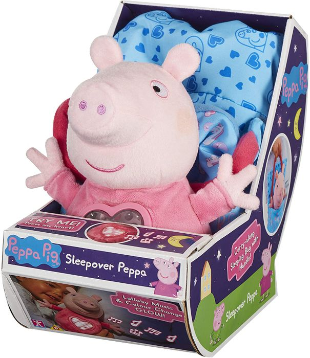 Best Price! Peppa Pig - Sleepover Peppa + Free Delivery with Prime