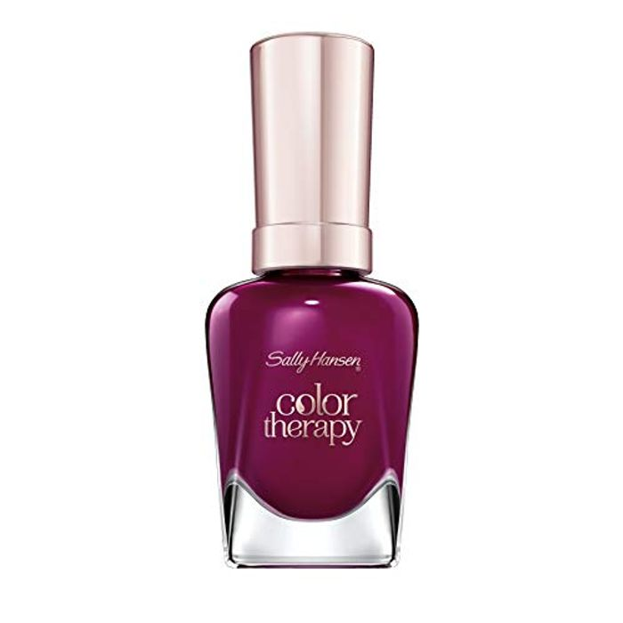 Sally Hansen Color Therapy Nail Polish 505 Calming Cranberry
