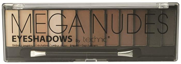 Mega Nudes Eyeshadow Palette | Technic