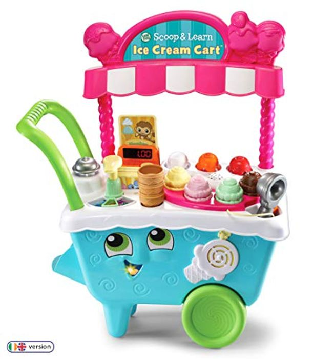 Cheap LeapFrog 600703 Scoop & Learn Pretend Toddler Toy at Amazon