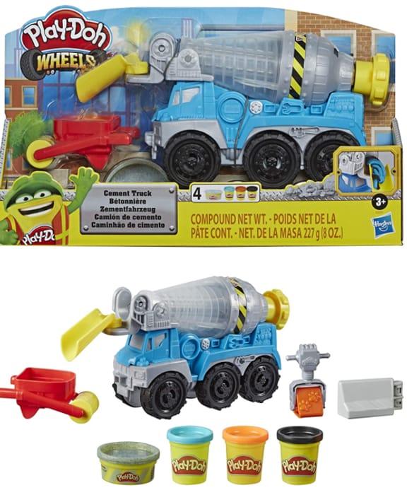 Play-Doh Wheels Cement Truck