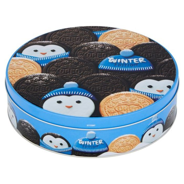 Oreo Assortment Christmas Biscuits Tin - Clubcard Price
