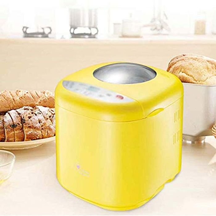 Bread Maker with 10 Programmes