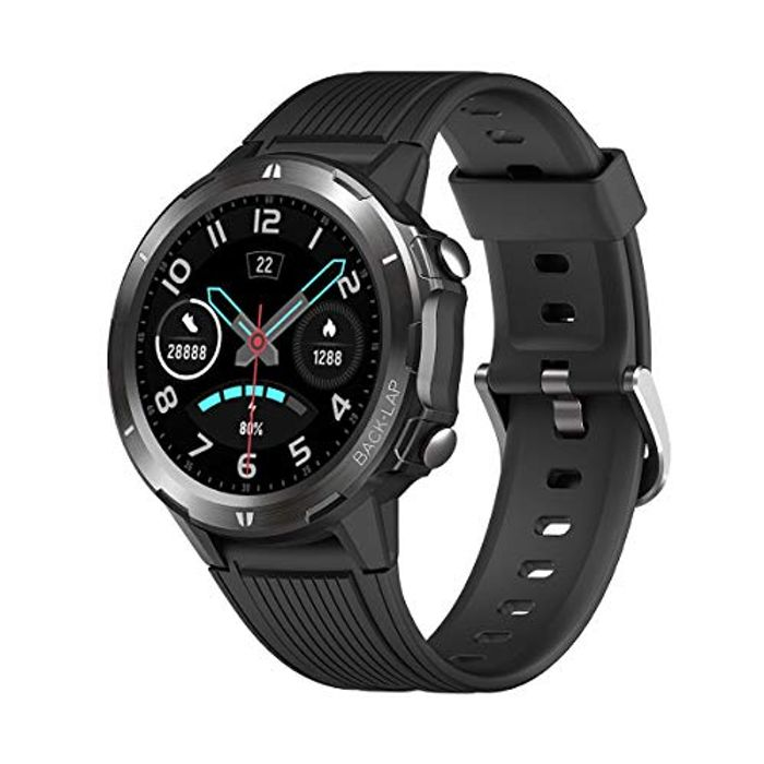 Deal Stack! LATEC Full Touch Smart Watch Fitness Tracker