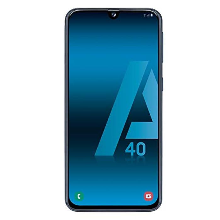 Samsung Galaxy A40 64GB Smartphone Black