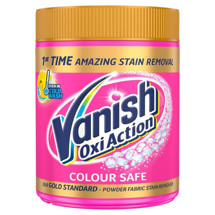 Vanish Gold Stain Remover 470g at B&M