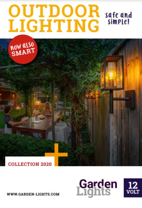 Request A Techmar Garden Lighting Brochure Free By Post