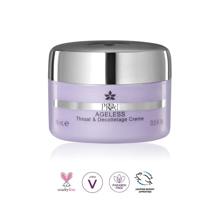 Free Ageless Throat & Decolletage Creme - NOW OUT OF STOCK