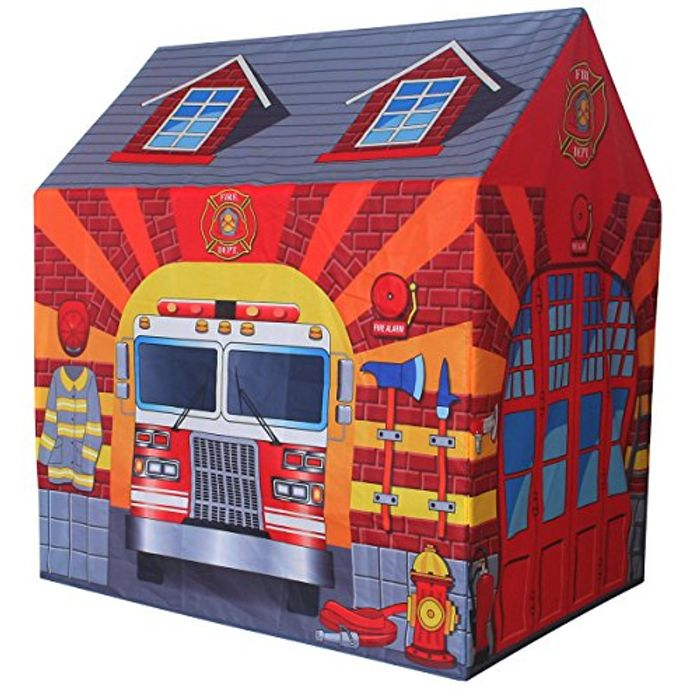 Charles Bentley Fire Station - Only £11.99!
