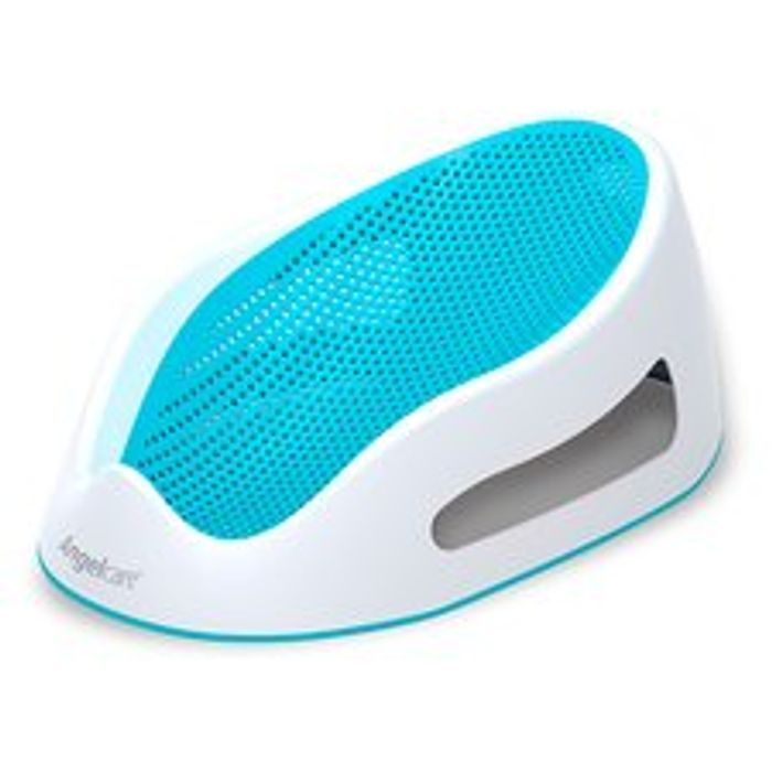 Angelcare Soft Touch Bath Support Aqua in Store Only
