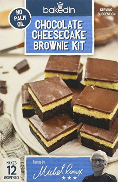 Bakedin Cheese Cake Brownies