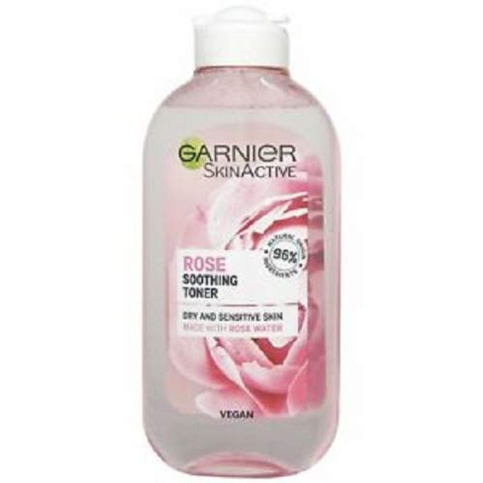 Garnier Rose Soothing Toner, 200ml