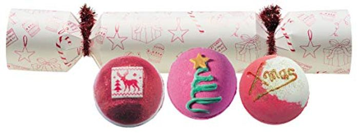 Bomb Cosmetics It's a Cracker Handmade Bath Blaster Gift Pack