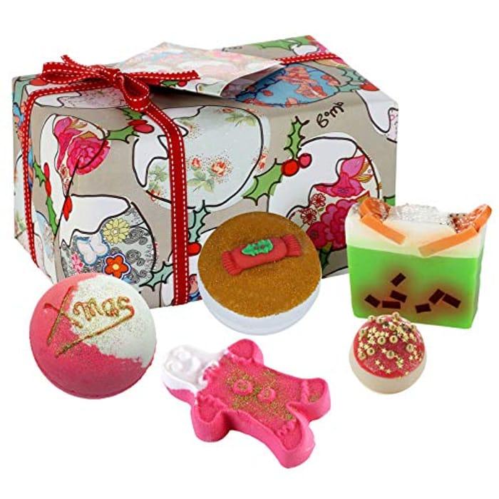 Bomb Cosmetics Christmas Cheer Handmade Gift Pack