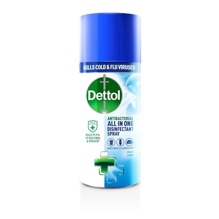 Dettol Disinfectant Linen 400ml