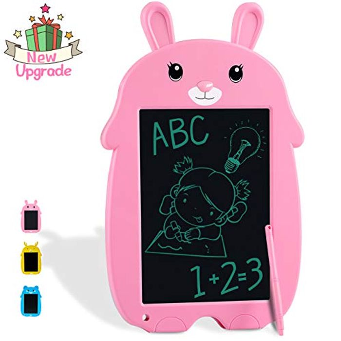 GIFT4KIDS LCD Writing Tablet Drawing Doodle Board Toys for 1-8 Year Old