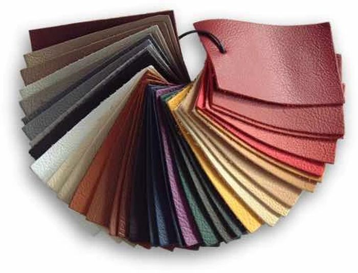 Free Leather Swatches