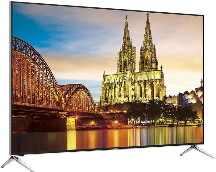 "*SAVE £50* Hisense 58"" Smart 4K Ultra HD TV"