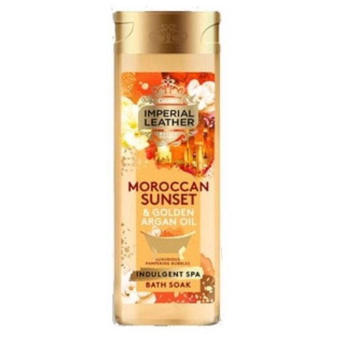 Imperial Leather Moroccan Sunset & Argan Bath 500ml