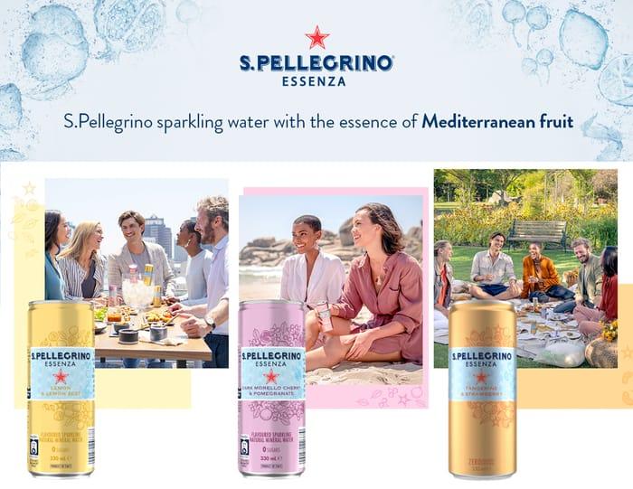 Free S.Pellegrino Essenza - the Insiders Campaign