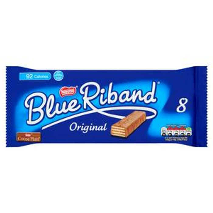 Blue Riband Original Milk Chocolate Multipack 8x18g