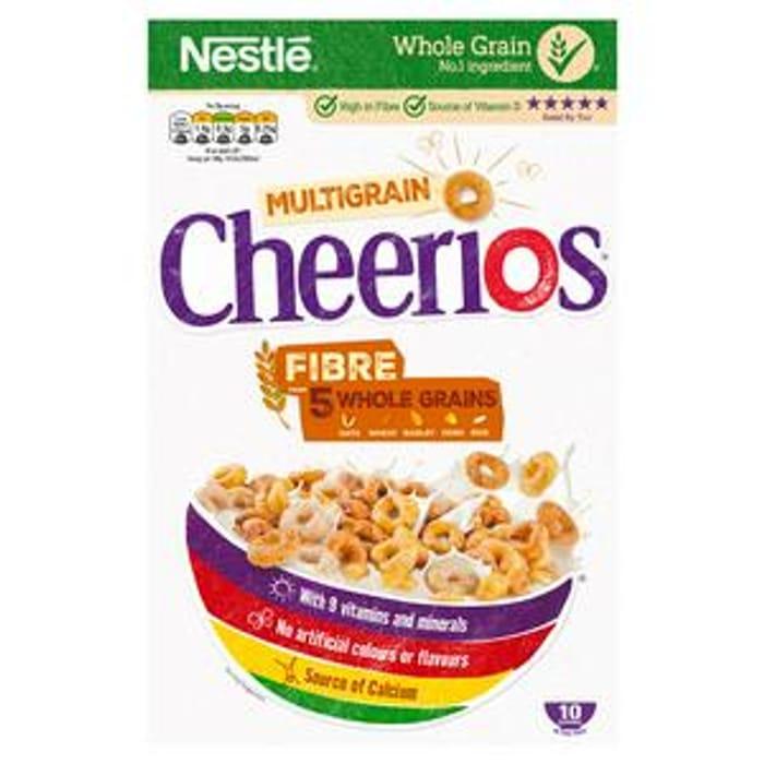 Cheerios Multigrain Cereal 300g