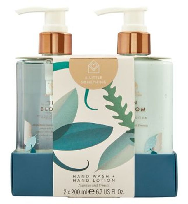 A Little Something in Bloom Hand Wash + Hand Lotion