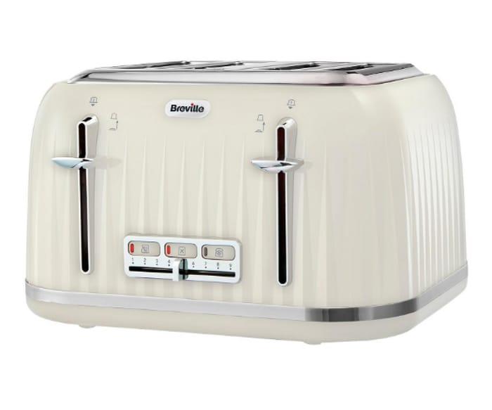 CHEAP! Breville VTT702 Impressions 4-Slice Toaster