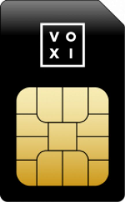 Voxi SIM Only Deals 12GB Data Unlimited Mins Unlimited Texts