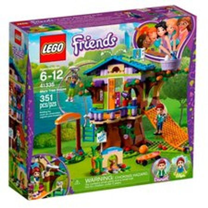 LEGO Friends 41335 Mia's Treehouse - Only £12.5!
