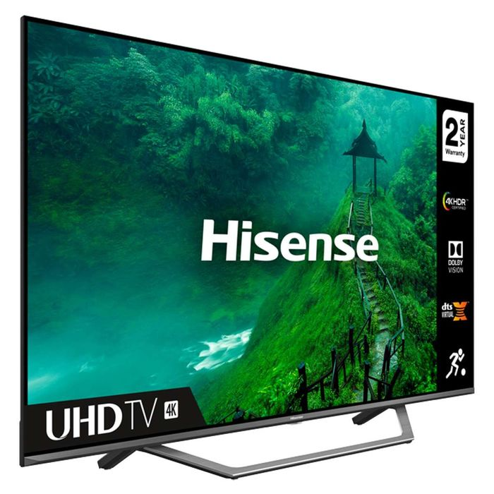 """*SAVE £120* Hisense 50"""" 4K Ultra HD HDR Smart TV with Alexa & Freeview Play"""
