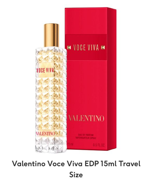 Free Gift When You Buy Valentino Voce Viva Extra £5 Off Code SAVEWYS50
