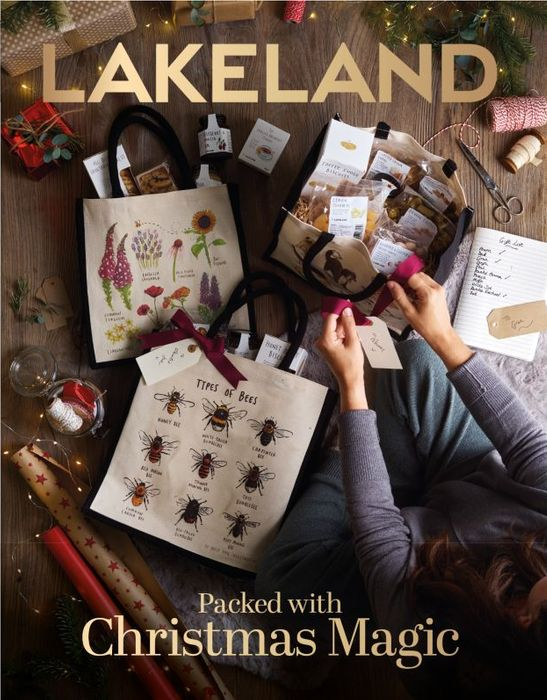 Free Lakeland Christmas Catalogue
