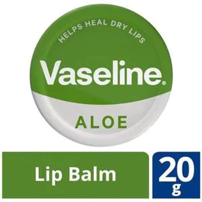 Vaseline Original/Cocoa Butter/Pride Aloe/Lip Therapy Aloe 51%off @Superdrug.